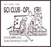 Comune di Opi - L'Aquila -  Sci club di Opi