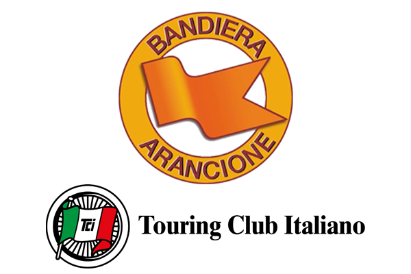 Bandiera Arancione Touring Club Italiano